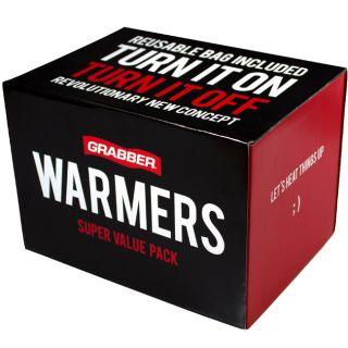 Grabber Super Value Pack Hand Warmers (Case of 50)