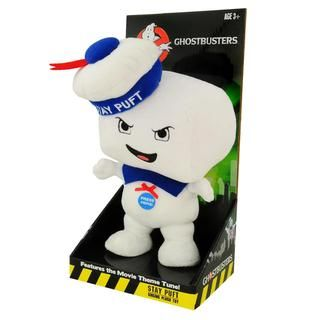 Ghostbusters Stay Puft Marshmallow Man Talking Plush (Angry Face