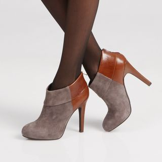 Jessica Simpson Audriana Leather Booties