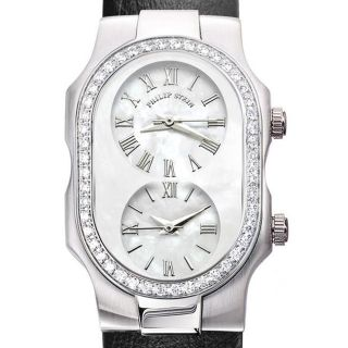 Philip Stein Womens Signature Diamond Watch 1D F CMOP CB