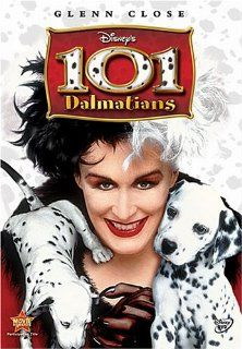 101 Dalmatians Glenn Close, Jeff Daniels, Hugh Laurie