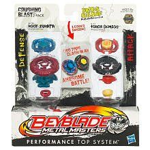 Beyblade Crushing Blast (R145WB + W105CS): Toys & Games