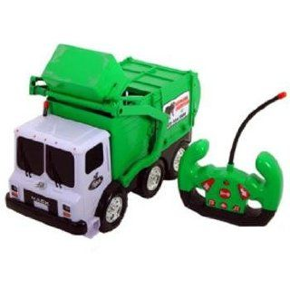 Remote Control Mack Garbage Dump Truck Rc Car Everything