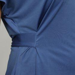 W118 by Walter Baker Womens Scoop Neck Tie Belt Tunic