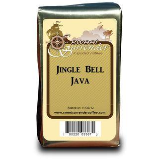 Sweet Surrender Jingle Bell Java Premium Decaf Coffee