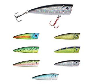Matzuo Okoru Shad Popper Color: Rainbow Trout (105): Sports & Outdoors
