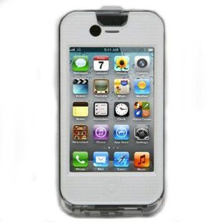 Ultimate Waterproof Case Designed for iPhone 4 and 4S by