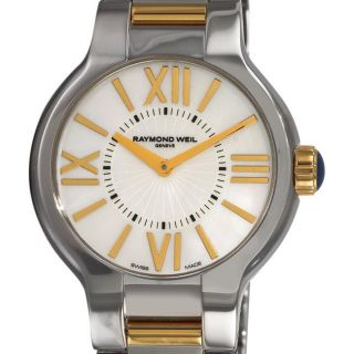 Raymond Weil Womens Noemia Two tone Watch