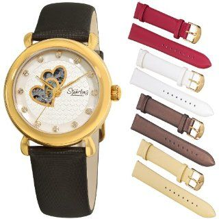 Stuhrling Original Womens 108EH.12352 Amour Cupid Valentine Automatic