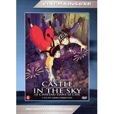 LE CHATEAU DANS LE CIEL, De Hayao Miyazaki en DVD DESSIN ANIME pas