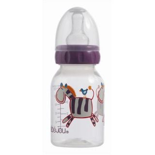 Bebe jou Biberon 125 ml Ziggy Zebra pourpre   Achat / Vente BIBERON