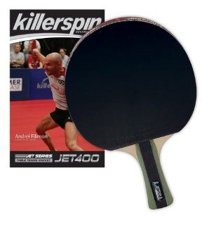 Killerspin 110 04 Jet 400 Table Tennis Racket Sports
