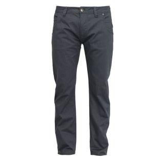 GUESS Pantalon Cooper Homme Anthracite et blanc   Achat / Vente