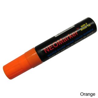 Waterproof NEOMarker Broad Tip Chalk Marker Pen