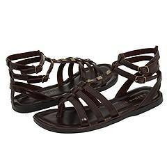 Madden Girl Solaar Brown Paris Sandals