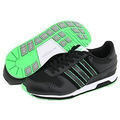 adidas Originals ZXZ 123 Black/Fluro Green/Aluminum Athletic