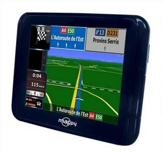 GPS Mappy Mini 300 France   Acha / Vene GPS AUONOME GPS Mappy Mini