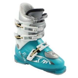 Tecnica RJ 3 Ski Boots Youth 2012   20.5 Sports