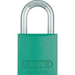 Cadenas aluminium ABUS 72/40 vert   Achat / Vente SERRURE   BARILLET