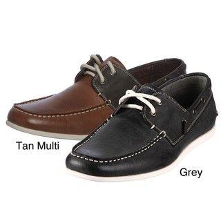 Steve Madden Mens Gamer Slip on Boat Shoes