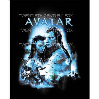Plaid Couverture   Avatar movie   130x160cm   Dimensions  130 x 160