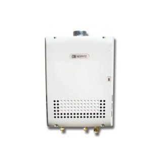 Noritz NR111 SV NG Indoor/Outdoor Tankless Natural Gas Water Heater, 9