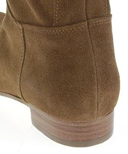 Boutique 58 Exclusive Brown Tall Riding Boot