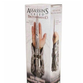 Assassins Creed Ezio Auditore Gauntlet with Hidden Blade Replica by