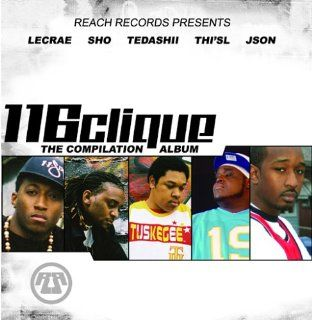 116 Clique The Compilation Album Various Artists Music