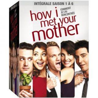 How i met your mother linten DVD SERIE TV pas cher
