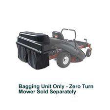 Toro Timecutter (42) SS4200 Series Zero Turn Twin Bagger