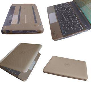 SKQUE Dell Mini 10/ 10V Smoke Laptop Silicone Skin Case