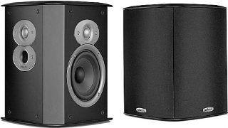 Polk Audio FXI A4 Surround Speakers (Pair, Black