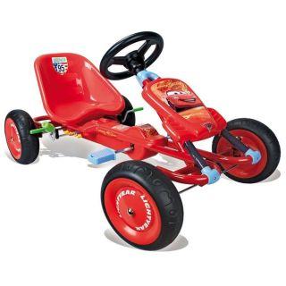 PORTEUR POUSSEUR DRAISIENNE TRICYCLE Go Kart Cars 2   Kart à pédales