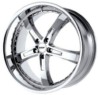TSW Alloy Wheels Jarama Chrome Wheel (19x9.5/5x114.3mm)