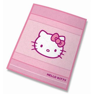 130 x 160 cm   Achat / Vente COUVERTURE   PLAID HELLO KITTY Plaid 130