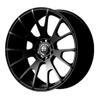 Motegi Racing MR118 Matte Black Finish Wheel (18x8/5x100mm)
