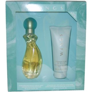 Giorgio Beverly Hills Wings Womens 2 piece Fragrance Set Today $26