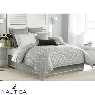 Nautica Clearwater Full/Queen size Duvet Cover