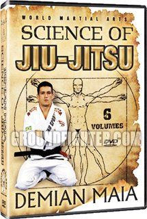 Jitsu DVD Series With over 116 Grappling Techniques: Sports & Outdoors