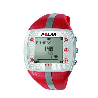 Polar Womens FT7 Red Heart Rate Monitor