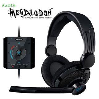 Razer Megalodon Headset 7.1   Achat / Vente CASQUE   MICROPHONE Razer