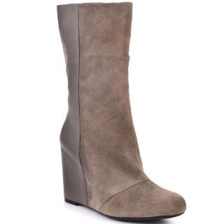 Womens Shoe Baki   Taupe Suede by Enzo Angiolini Shoes