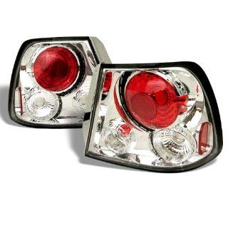 Hyundai Accent 2000 2001 2002 Altezza Tail Lights   Chrome