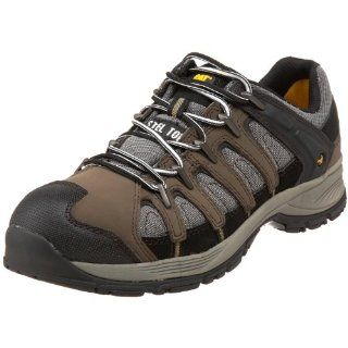 Caterpillar Mens Linchpin Steel Toe Work Shoe Shoes