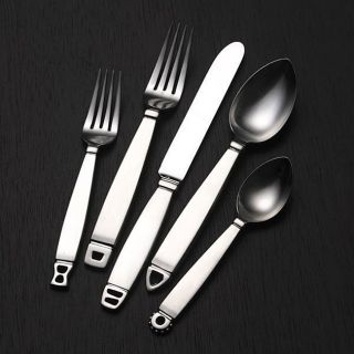 Lisa Jenks Notch 20 piece Flatware Set