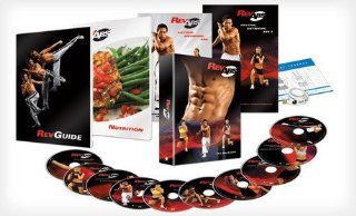 RevAbs 90 Day Six Pack Ab Solution Workout DVD Program