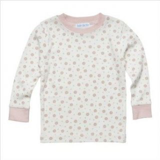 Under the Nile I2 124GD Long Johns Baby Sleepwear in Girl