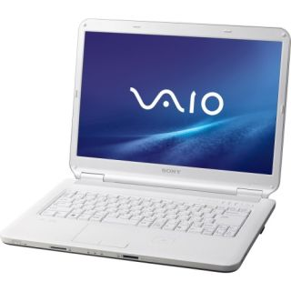 Sony VAIO VGN NS140E/W Laptop (Refurbished)