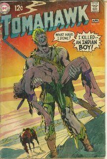 Tomahawk, No. 121, Mar. Apr., 1969 (To Kill a Ranger) Frank Thorne